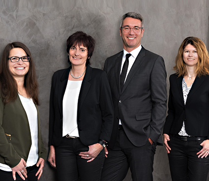 Hierhammer & Partner Berater-Team
